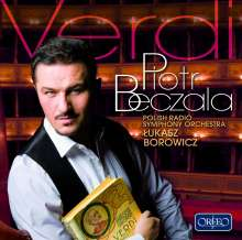 Piotr Beczala - Verdi, CD
