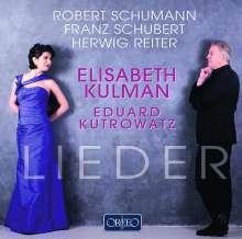 Elisabeth Kulman - Lieder, CD