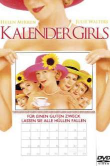 Kalender Girls, DVD