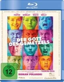Der Gott des Gemetzels (Blu-ray), Blu-ray Disc
