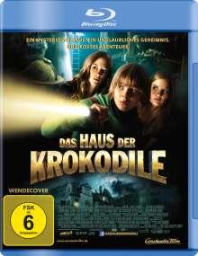 Das Haus der Krokodile (Blu-ray), Blu-ray Disc