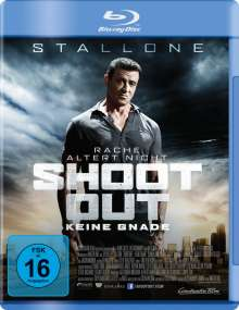 Shootout (Blu-ray), Blu-ray Disc
