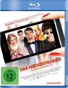 Das Hochzeitsvideo (Blu-ray), Blu-ray Disc