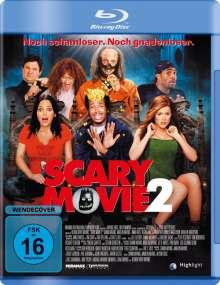 Scary Movie 2 (Blu-ray), Blu-ray Disc