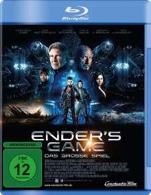 Ender's Game (Blu-ray), Blu-ray Disc
