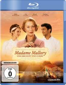 Madame Mallory und der Duft von Curry (Blu-ray), Blu-ray Disc