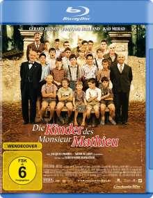 Die Kinder des Monsieur Mathieu (Blu-ray), Blu-ray Disc