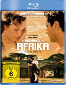 Nirgendwo in Afrika (Blu-ray), Blu-ray Disc