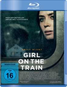 Girl on the Train (Blu-ray), Blu-ray Disc
