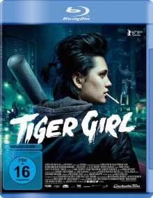 Tiger Girl (Blu-ray), Blu-ray Disc