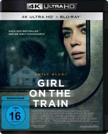 Girl on the Train (Ultra HD Blu-ray & Blu-ray), 1 Ultra HD Blu-ray und 1 Blu-ray Disc