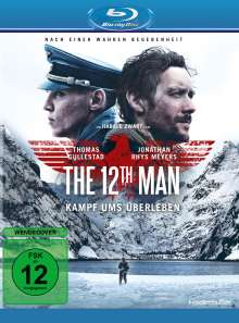 The 12th Man (Blu-ray), Blu-ray Disc