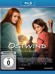 Ostwind 4 - Aris Ankunft (Blu-ray), Blu-ray Disc