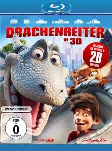 Drachenreiter (3D Blu-ray), Blu-ray Disc