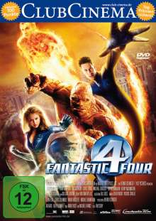 Fantastic Four, DVD