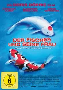 Der Fischer und seine Frau, DVD