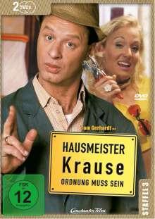 Hausmeister Krause Staffel 3, 2 DVDs