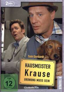 Hausmeister Krause Staffel 6, 2 DVDs