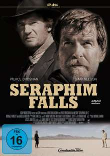 Seraphim Falls, DVD