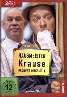 Hausmeister Krause Staffel 7, 2 DVDs