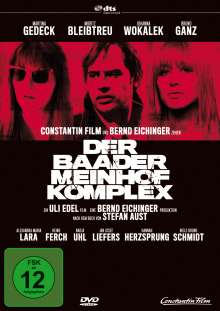 Der Baader Meinhof Komplex, DVD