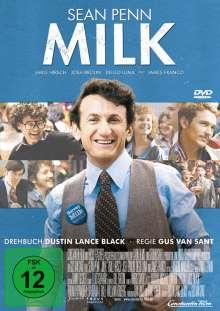 Milk (2008), DVD