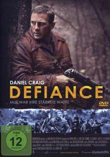Defiance, DVD
