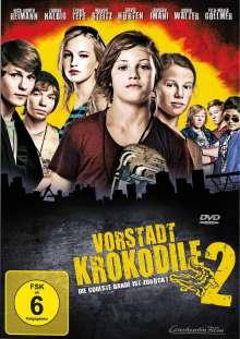 Vorstadtkrokodile 2, DVD