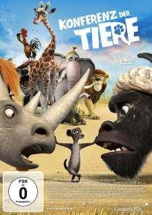 Konferenz der Tiere (2009), DVD
