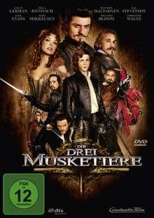 Die drei Musketiere (2011), DVD
