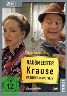 Hausmeister Krause Staffel 8, 2 DVDs