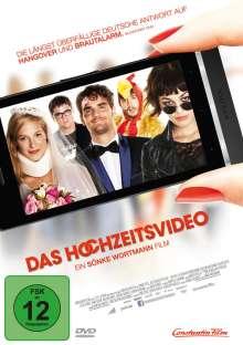 Das Hochzeitsvideo, DVD