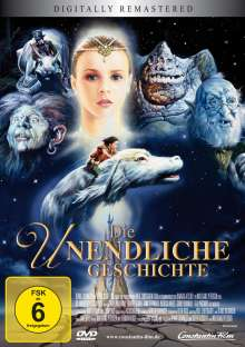 Die unendliche Geschichte, DVD