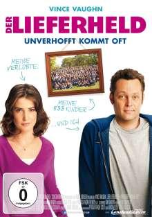 Der Lieferheld, DVD