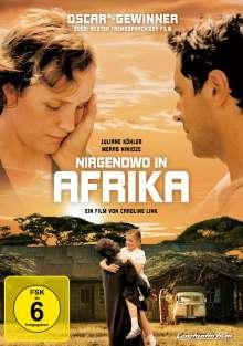 Nirgendwo in Afrika, DVD