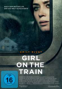 Girl on the Train, DVD