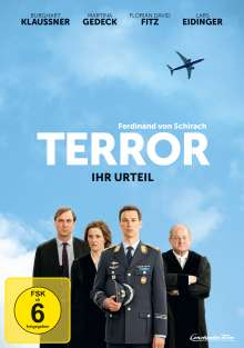 Terror (2015), DVD