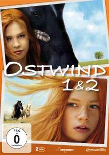 Ostwind 1 & 2, 2 DVDs