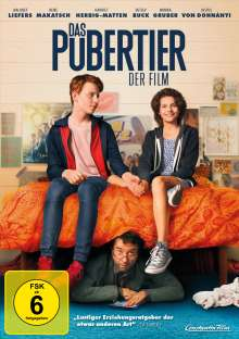 Das Pubertier, DVD