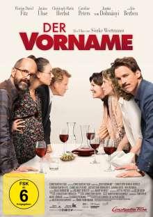 Der Vorname (2018), DVD