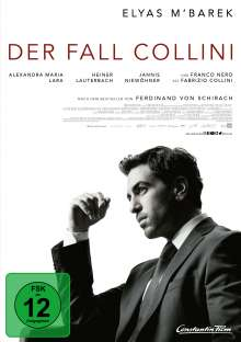 Der Fall Collini, DVD