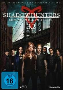 Shadowhunters: Chroniken der Unterwelt Staffel 3 Box 2 (finale Staffel), 2 DVDs