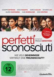 Perfetti Sconosciuti, DVD