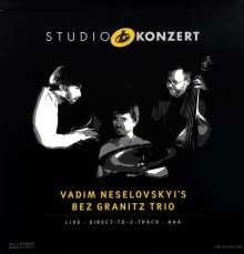 Vadim Neselovskyi (geb. 1977): Studio Konzert (180g) (Limited Hand Numbered Edition), LP