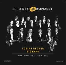 Tobias Becker (Piano) (geb. 1984): Studio Konzert (180g) (Limited Hand Numbered Edition), LP