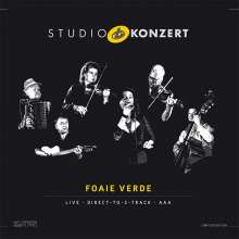 Foaie Verde: Studio Konzert (180g) (Limited-Numbered-Edition), LP