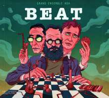 Grand Ensemble Koa: Beat, CD