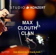 Max Clouth: Studio Konzert (180g) (Limited-Handnumbered-Edition), LP