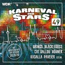 Karneval der Stars 49, CD
