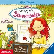 Der Magische Blumenladen (6.) Eine Himmelblaue Übe, CD
